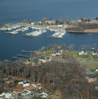 Arial Photo of Annesley by the Bay